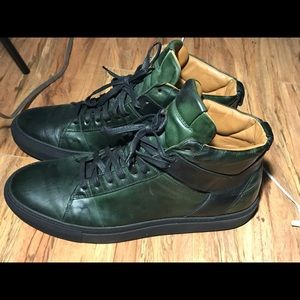 NIB FRYE 'Owen' Hightop sneaker Fatigue. 12$398